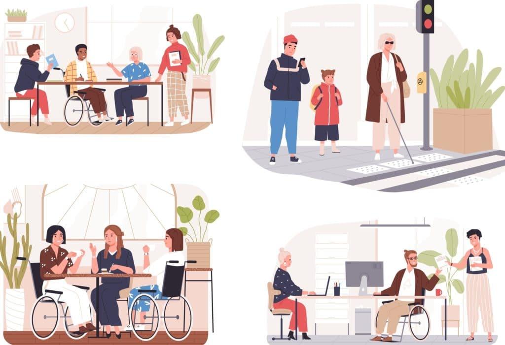 Handicap et autonomie: des enjeux d'inclusion… y compris dans les statistiques